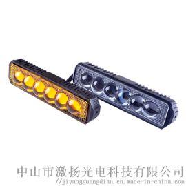 厂家直销越野车LED灯18w汽车工作灯