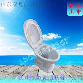 粪尿分集农村改厕坐便器马桶粪尿大小便分离