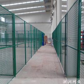 福州厂家直销浸塑工厂车间隔离网 低碳钢丝围栏网片