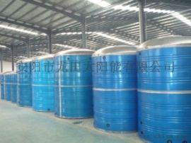 安阳龙田太阳能不锈钢工程水箱