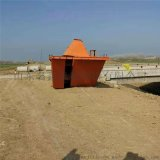 混凝土渠道襯砌機 自走式水溝渠道成型機