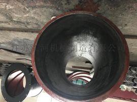湖南耐磨管道双金属复合管双金属复合管材江河耐磨材料