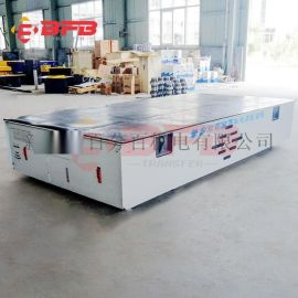 储运设备喷砂房格栅式电动平板车 轨道车底盘百度百科