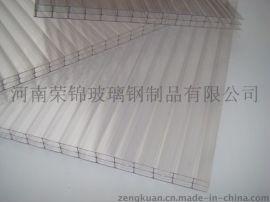 透明PC阳光板 温室专用十五年阳光板厂家 山西太原阳光板价格