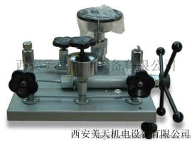 西安美天制造厂活塞式压力计YS-600