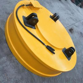 强力废钢吊运电磁吸盘  叉车电磁吸盘  电磁吸铁器