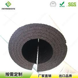 厂家定制复合铝箔橡塑保温管