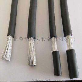 電纜廠家直銷ACYH25平方稀土鋁合金焊把線鋁芯電焊線