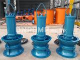 城市內澇排放700QH-35潛水混流泵
