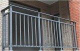 源头厂家湖北护栏厂宜昌永奇锌钢栏杆生产代加工