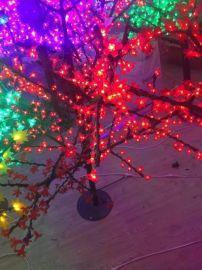 承接天津路边树木亮化门前树木绕灯缠灯