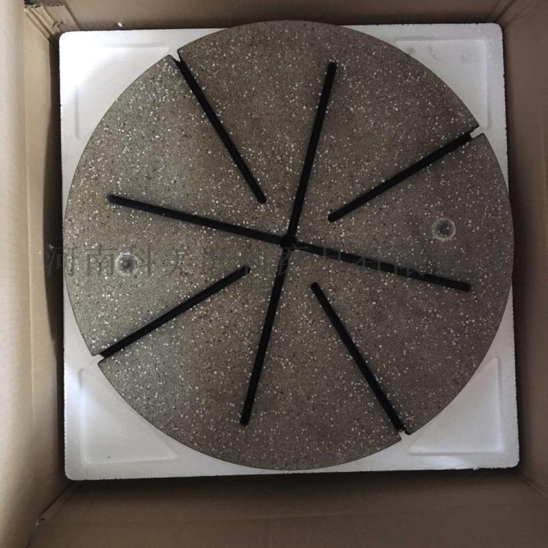 500直徑雙端面磨樹脂單晶剛玉砂輪