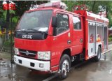 国五东风多利卡2.5吨水罐消防车
