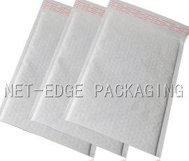 白色牛皮纸复合气泡信封袋(DL)(WJ-07)