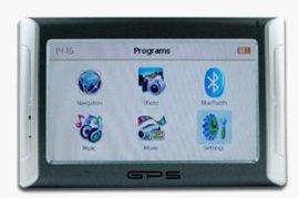 GPS导航仪
