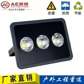 AE照明led泛光灯150W投光灯大功率led广告灯 招牌灯户外亮化150W