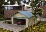 新型庭院式车库