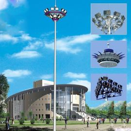 升降式高杆灯 厂家生产高杆灯 球场用 AE定制30米高杆灯 广场用