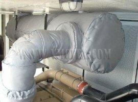排气管可拆卸式隔热护套(GBW1200S)