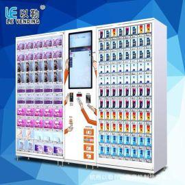 大屏日用百货自动售货机 杭州以勒厂家直销