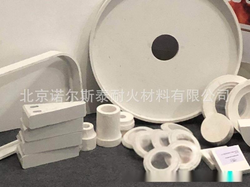 不沾铝低导热高强度国产N17硅酸钙板 -转接板,闸板,模砖