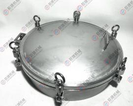 不锈钢圆形耐压人孔-表面酸洗不锈钢耐压人孔、人孔盖