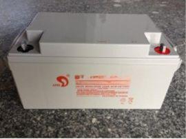 赛特BT-HSE-65-12 12V65AH太阳能直流屏UPS/EPS电源 铅酸蓄电池