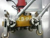 屋面电动锁边机