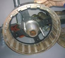 BLDC永磁无刷电机磁块粘接用耐高温高强度结构胶
