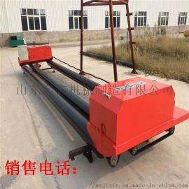 厂家三轴混凝土摊铺机 电动路面摊铺整平机