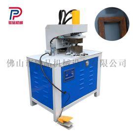 江苏优质矩形管方管切45度角一次成型机械多少钱一台