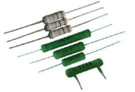 广东深圳RX21/KNP插件绕线抗脉冲8W固定电阻