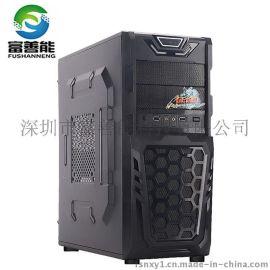 富善能X20   箱 防辐射电脑机箱 全五金黑化 可以OEM机箱     合作伙伴