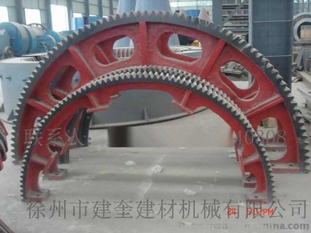 回转式包膜机大齿轮多少钱一副