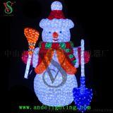 吾欣照明 VSM-063-24V 雪人造型灯