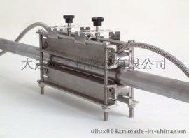 FLUXUS ADM7407固定外夹式流量计 固定式夹装式超声波流量计 固定式污水流量计 固定式煤矿流量计
