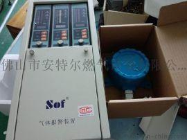 耐高温可燃性气体检测报警器