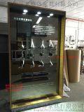 铝合金水管展柜/家用五金件展示柜实物参考/建材展柜量身定制定制