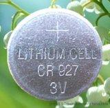 CR927 3V鈕釦電池