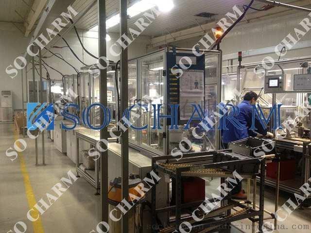 制动主缸装配及检测生产线