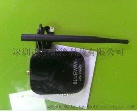 N9100 150M无线发射接收器,USB双天线大功率WIFI,无线网卡