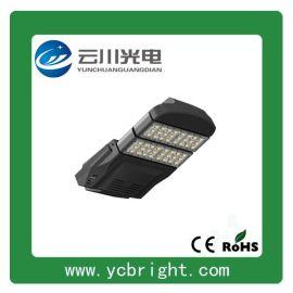 高性价比室外防水黑色经典60W模组LED路灯头