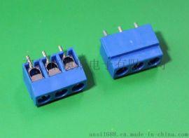 DINKLE连接器ED500V弹片式驱动电源端子台FS126一字圆孔