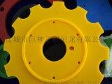 MC耐磨尼龍齒輪齒條加工定做 直齒輪斜齒輪加工