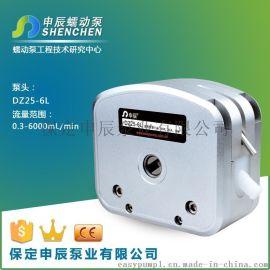 大流量快装型DZ25-6L蠕动泵泵头哪里好?