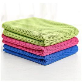 超细纤维毛巾 冰凉巾运动巾 夏日冰凉神器吸水汗巾