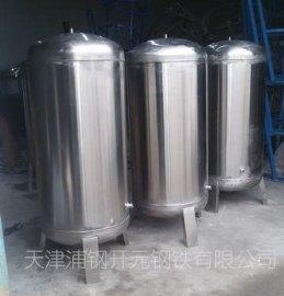 不锈钢承压水箱 压力罐压力容器厂家 价格详情