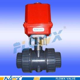气动PVC球阀 进口球阀 意大利进口塑料球阀 PP进口阀  进口电动塑料 食品工业耐腐蚀