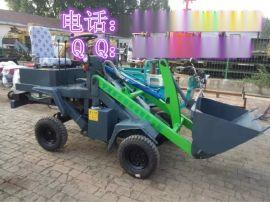 中首重工ZL-300轮胎式电动装载机农用电动装载机价格