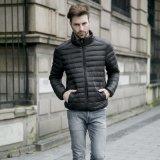 定製秋冬新款男裝羽絨夾克輕薄型立領修身羽絨服外套